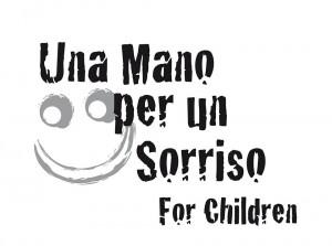Logo Una mano per un sorriso