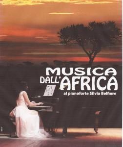 MusicaDall'AfricaalpianoforteSilviaBelfiore