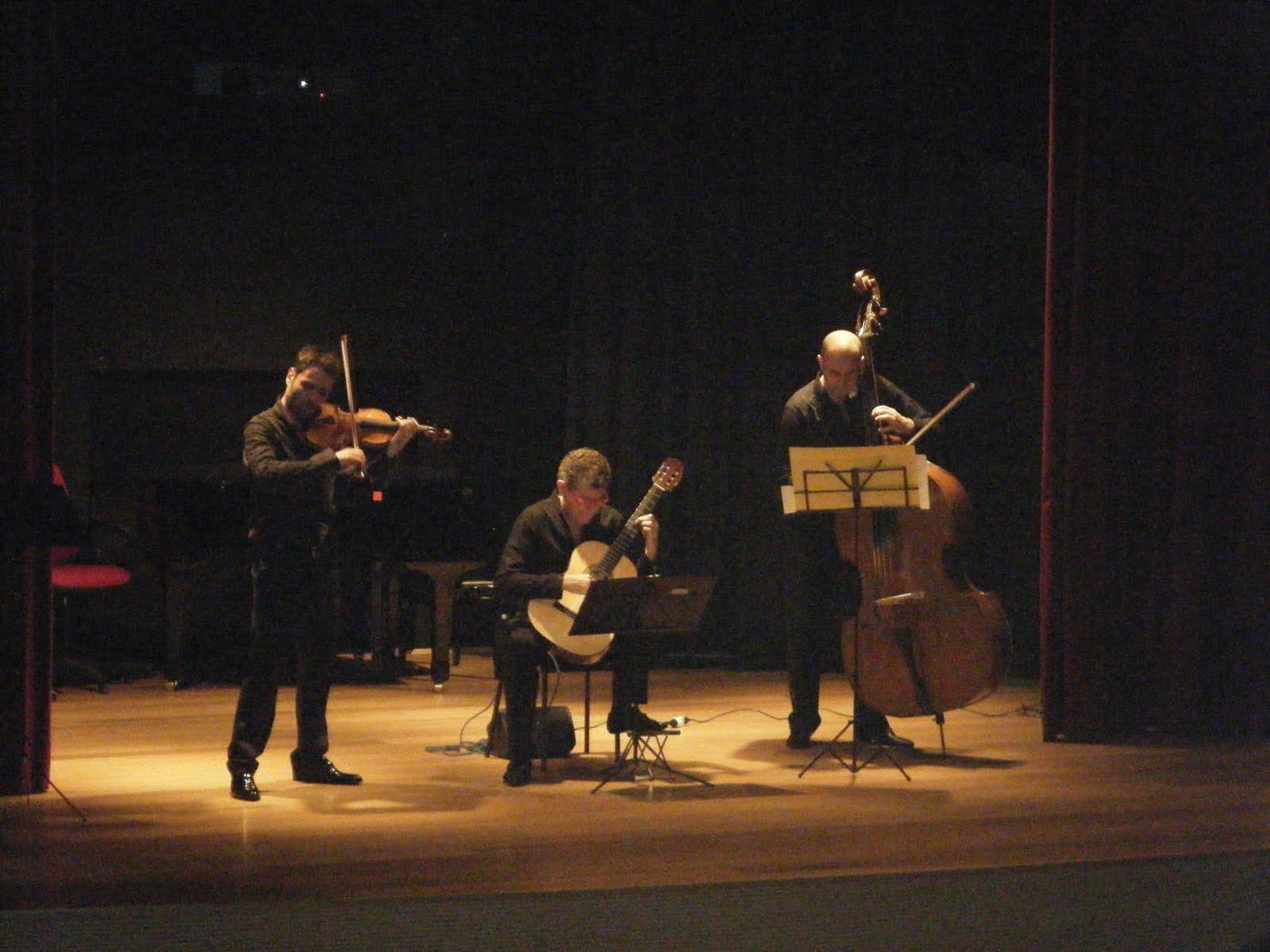 Salotto Musicale - Trio Tango e Zingarate.